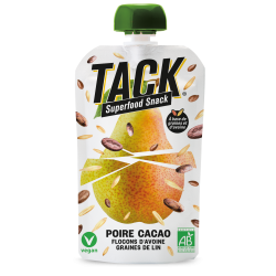 TACK POIRE CACAO